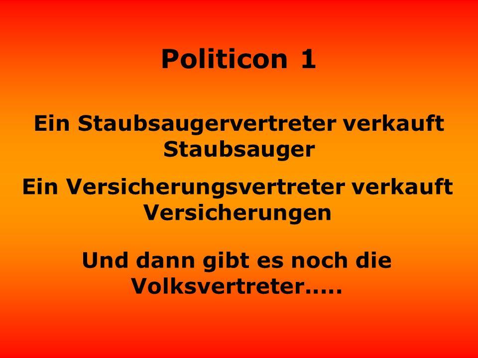 Politicon 1 Politik und Journalismus sind ein erbarmungsloses Gewerbe.