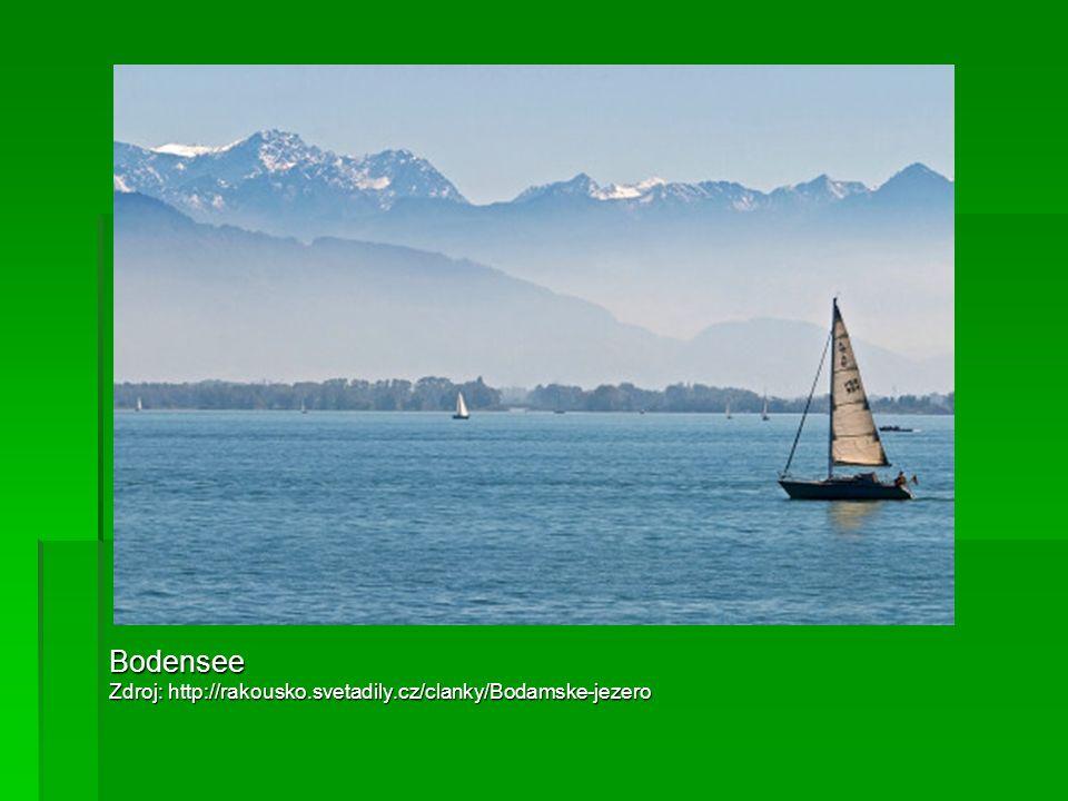 Bodensee Zdroj: http://rakousko.svetadily.cz/clanky/Bodamske-jezero
