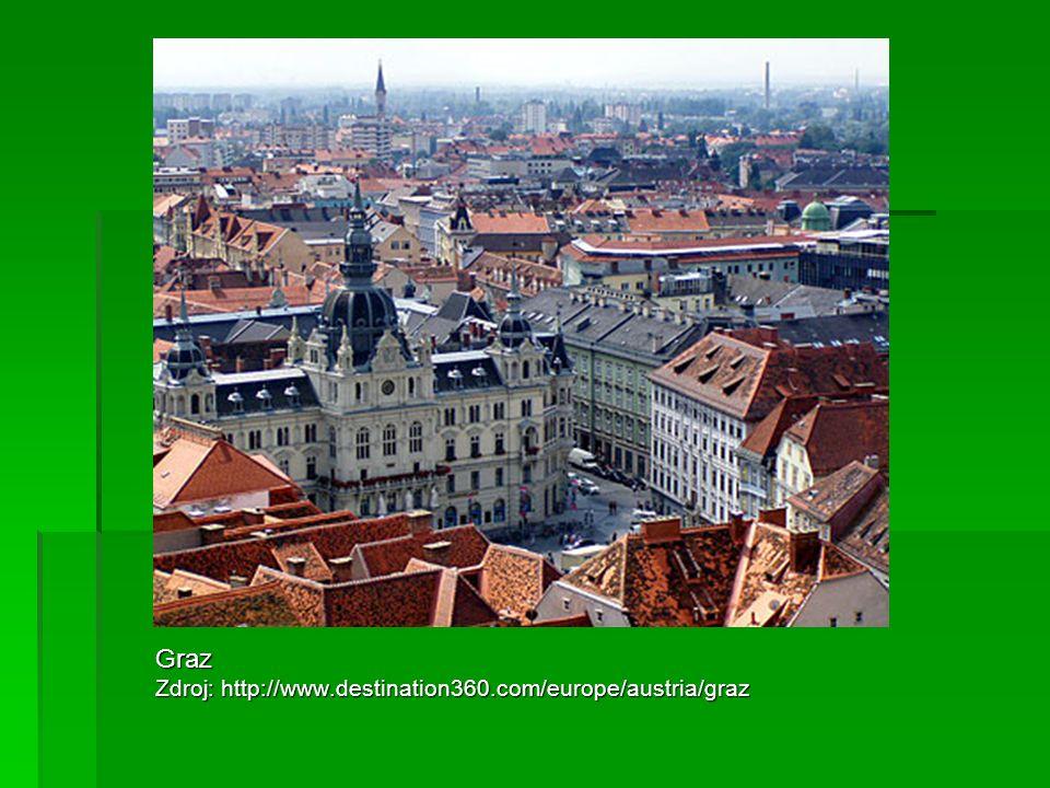 Graz Zdroj: http://www.destination360.com/europe/austria/graz