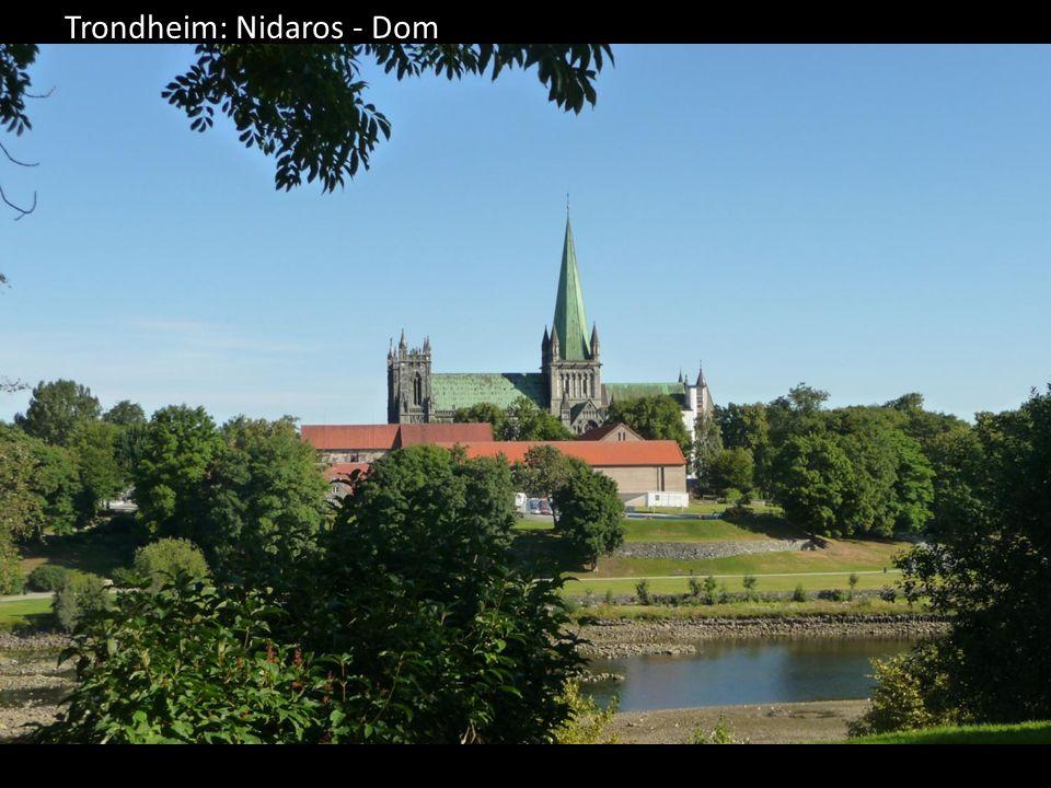 Trondheim: Nidaros - Dom