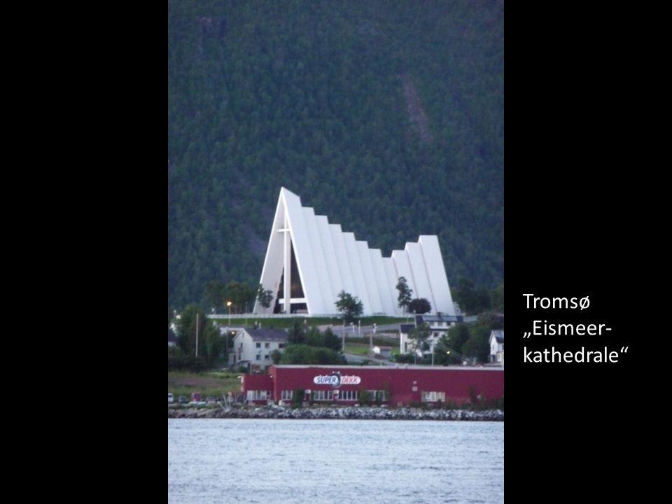 Tromsø Eismeer- kathedrale