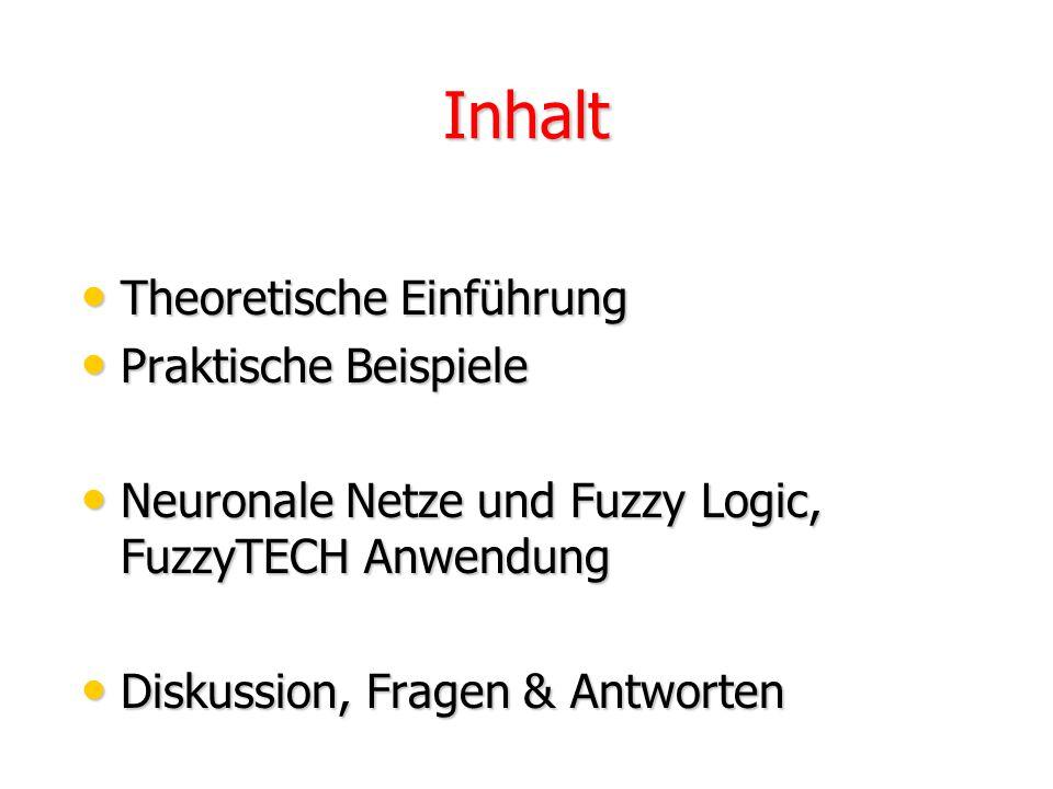 Fuzzy Logic Prof. Dr. Lotfi Zadeh, Erfindervon Fuzzy Logic