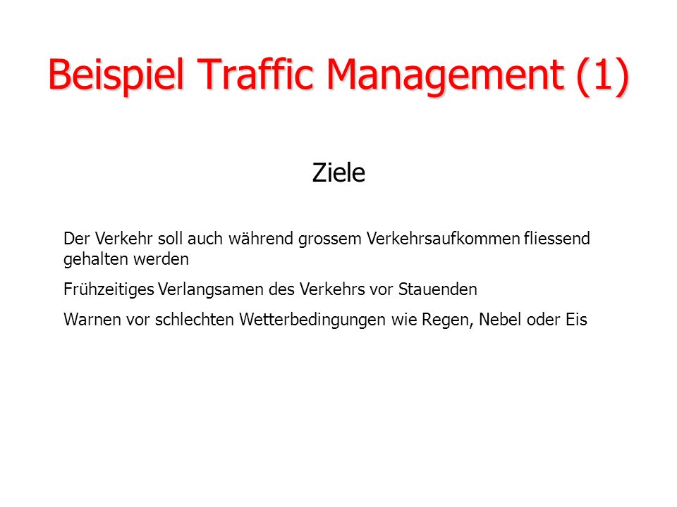 Beispiel Scheibenwischanlage (2) Lösung mit Fuzzy Logic Die Firma APAG hat nun in Zusammenarbeit mit der ITR Ingenieurschule Rapperswil ein Konzept f