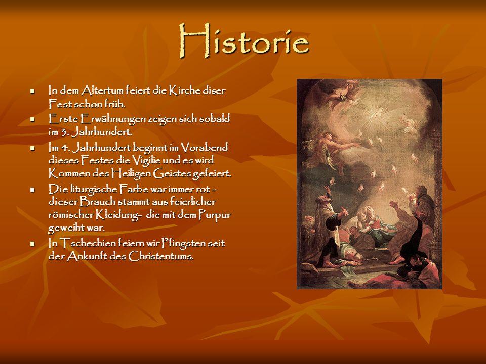 Historie In dem Altertum feiert die Kirche diser Fest schon früh. In dem Altertum feiert die Kirche diser Fest schon früh. Erste Erwähnungen zeigen si
