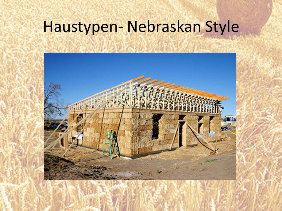 Haustypen- Holzträgerbauweise Keine Stützfunktion mehr Skelett meist aus Holz