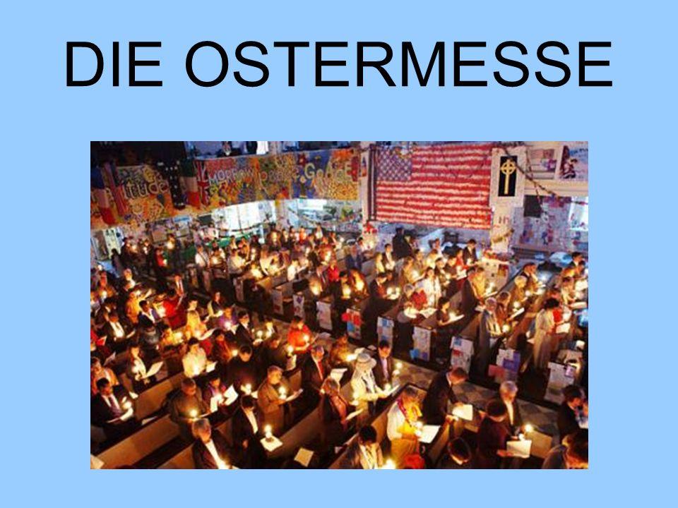 DIE OSTERMESSE