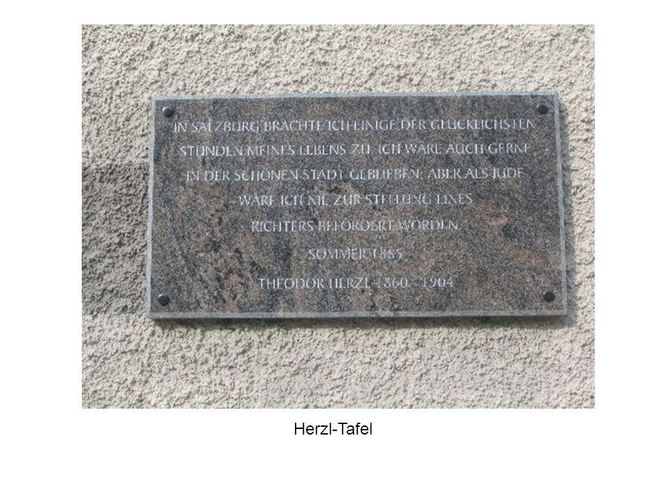 Herzl-Tafel