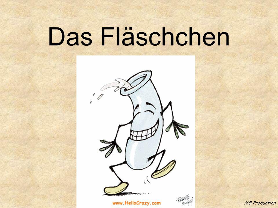 MG Production Das Fläschchen