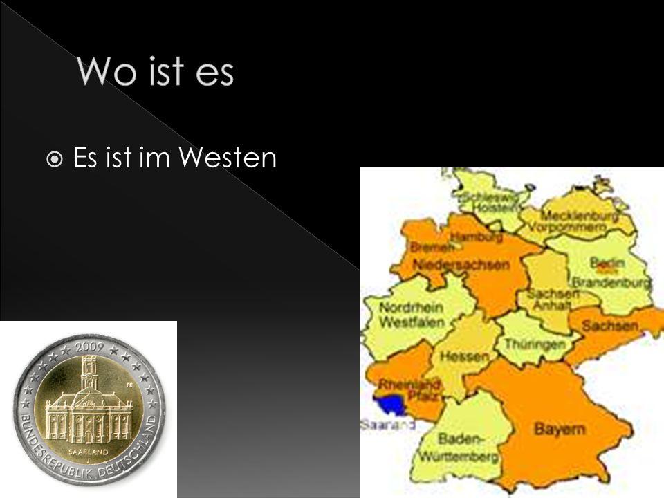 Es ist im Westen