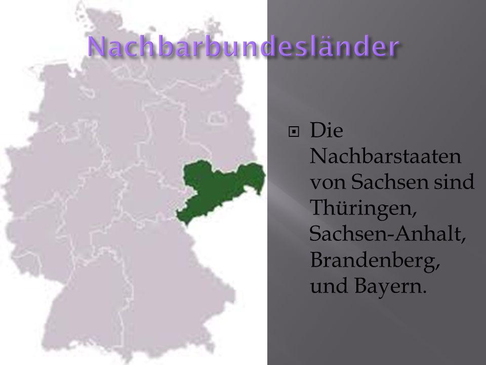 In Sachsen die Religionen ist hauptsächlich evangelisch oder keine.