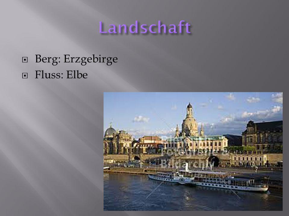 Berg: Erzgebirge Fluss: Elbe