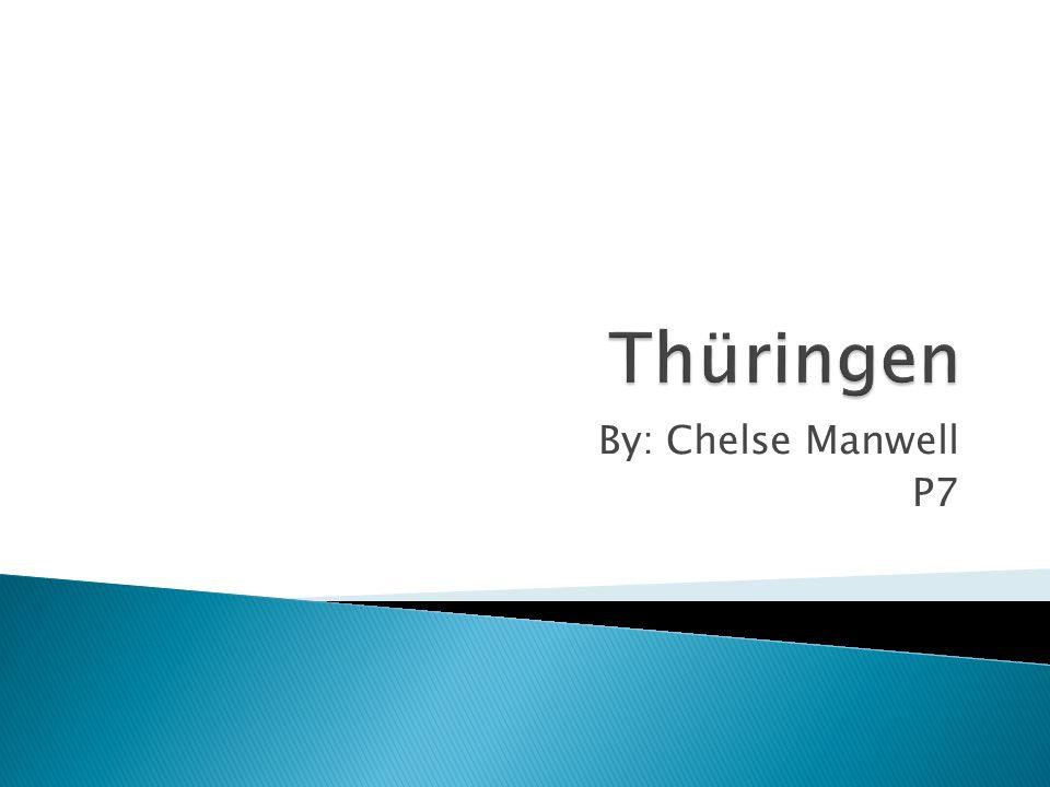 Thüringen verfügt über eine attraktive Mischung von Branchen.