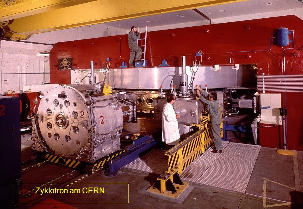 Zyklotron am CERN