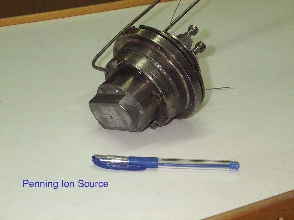 Kapitel 04: Elektronen und IonenquellenK.Poljanc Penning Ion Source