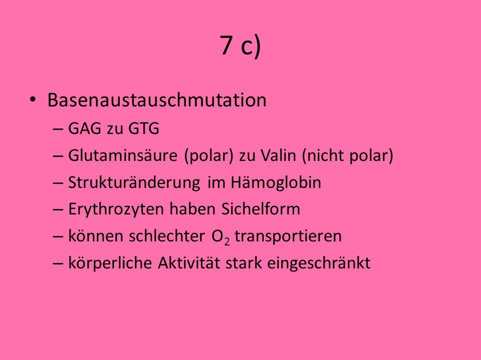7 b) polygen: – einem Merkmal liegen viele Gene zugrunde – das Protein Melanin wird von 3-4 Genen gesteuert, die dominant oder rezessiv sind