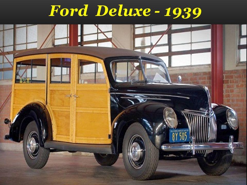 Ford Transporter - 1933