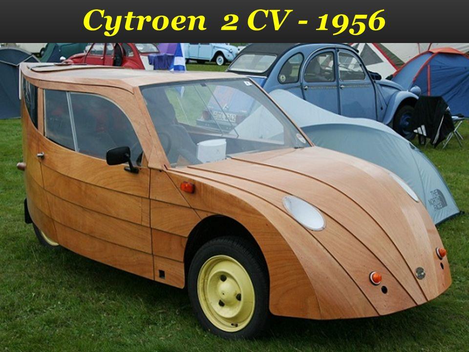 Ford Chrestline - 1952