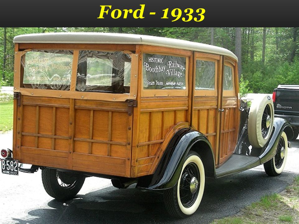Ford - 1933