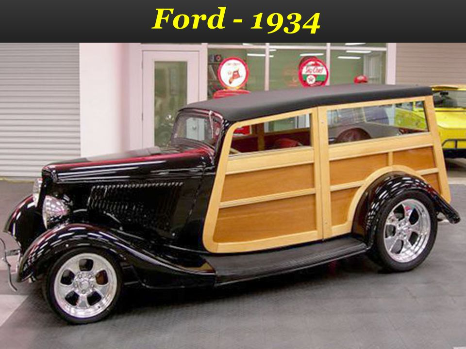 Ford - 1934
