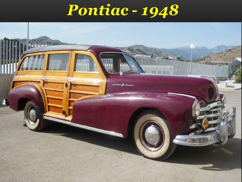 Ford Transporter - 1941