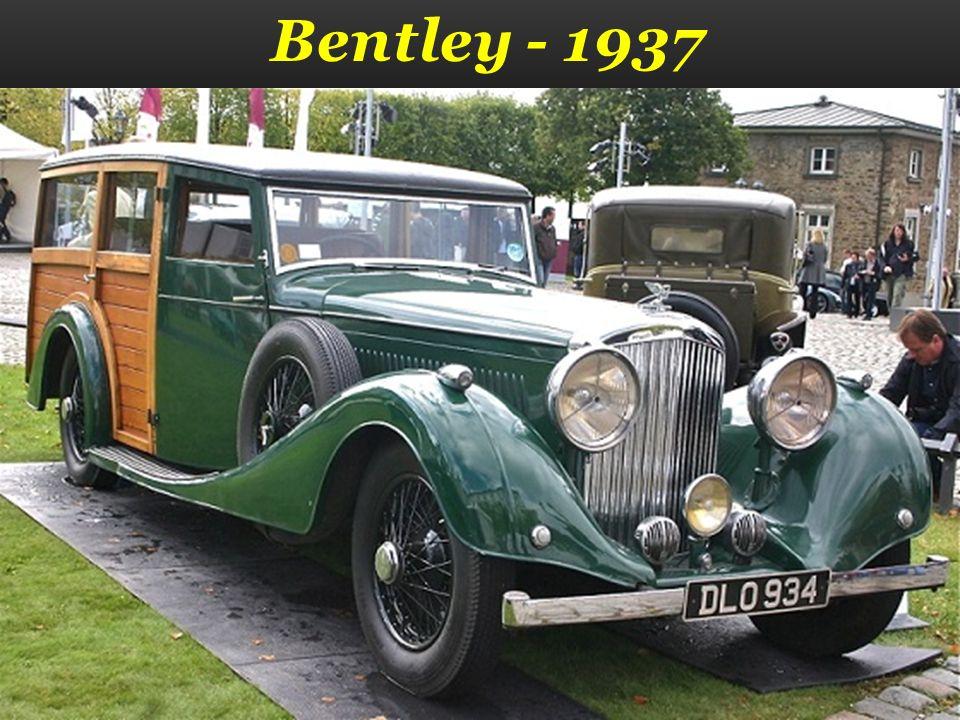 Rolls Royce - 1928