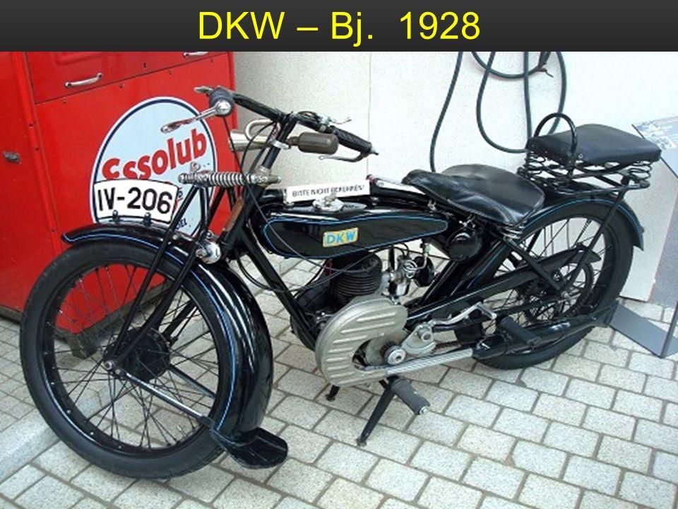 DKW – Bj. 1928