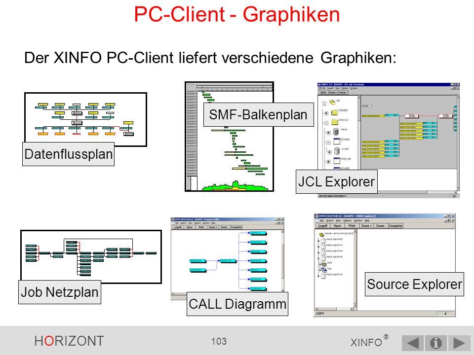 HORIZONT 102 XINFO ® PC-Client - Werte kopieren (2)..dann markieren Sie den Wert einfach mit der linken Maus und drücken SHIFT-Einfg.