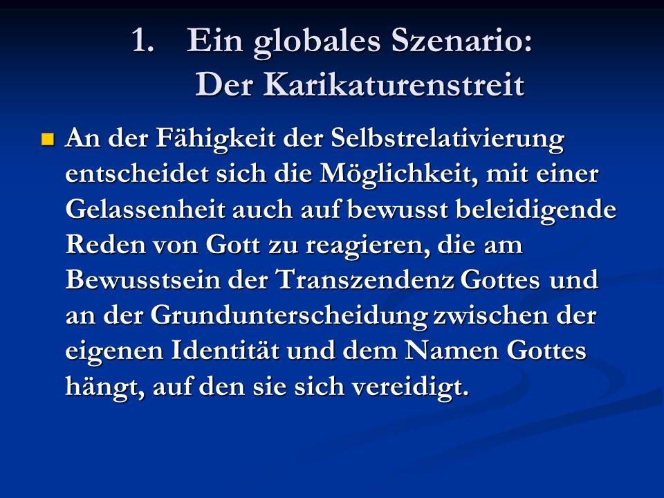 2.Ein lokales Szenario: Der Streit um die Salzburger Performance ER-Lösung.