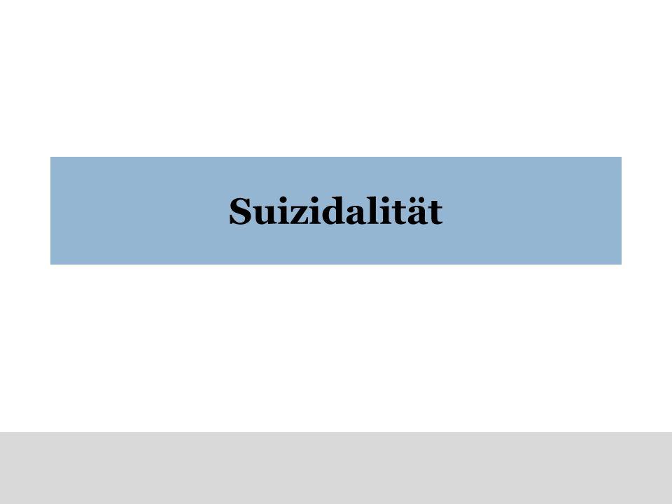 Suizidalität