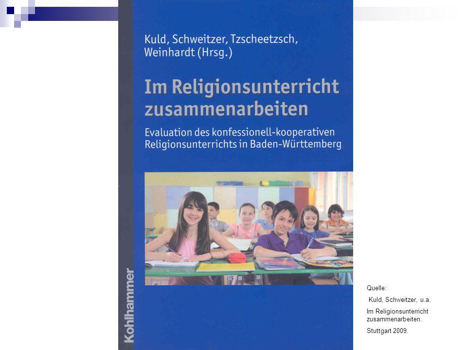 Lehrpläne erlauben vielfach sinnvolle Kooperationen Weitere Zuspitzungen für eine an Gemeinsamkeiten und Unterschieden ausgerichtete Unterrichtsplanung sind erforderlich.
