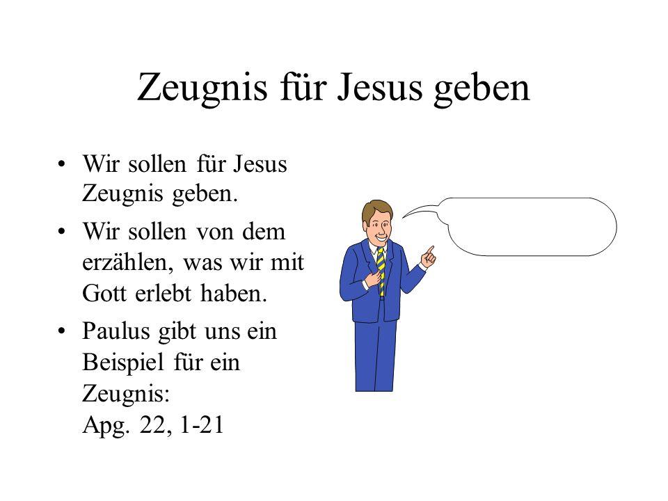 Was soll man tun, wenn sich jemand für Jesus entscheiden will.