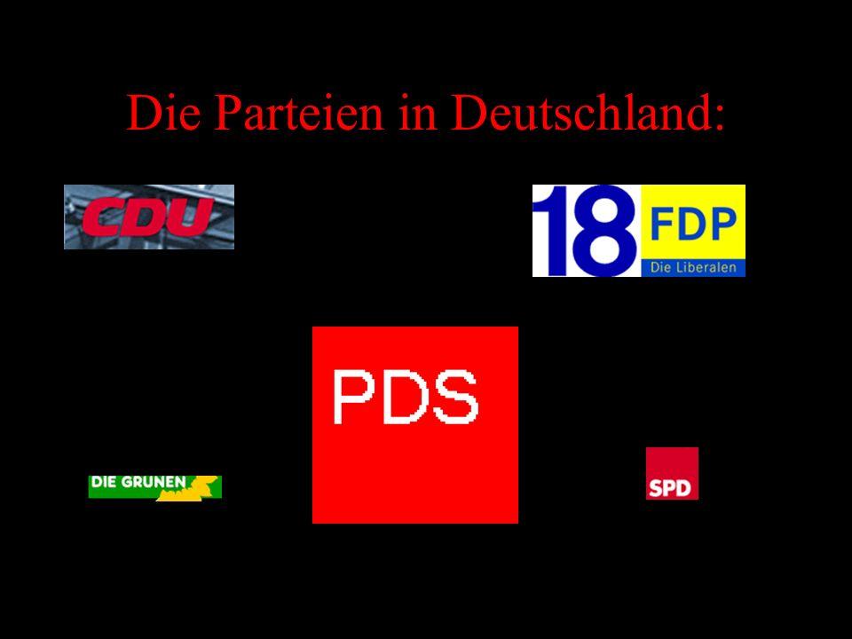 Politisches System in Bundesländern Alle 4 oder 5 Jahre wählen die Bürger ihres Bundeslandes ihr Landesparlament, den Landtag. Regierungschef eines La
