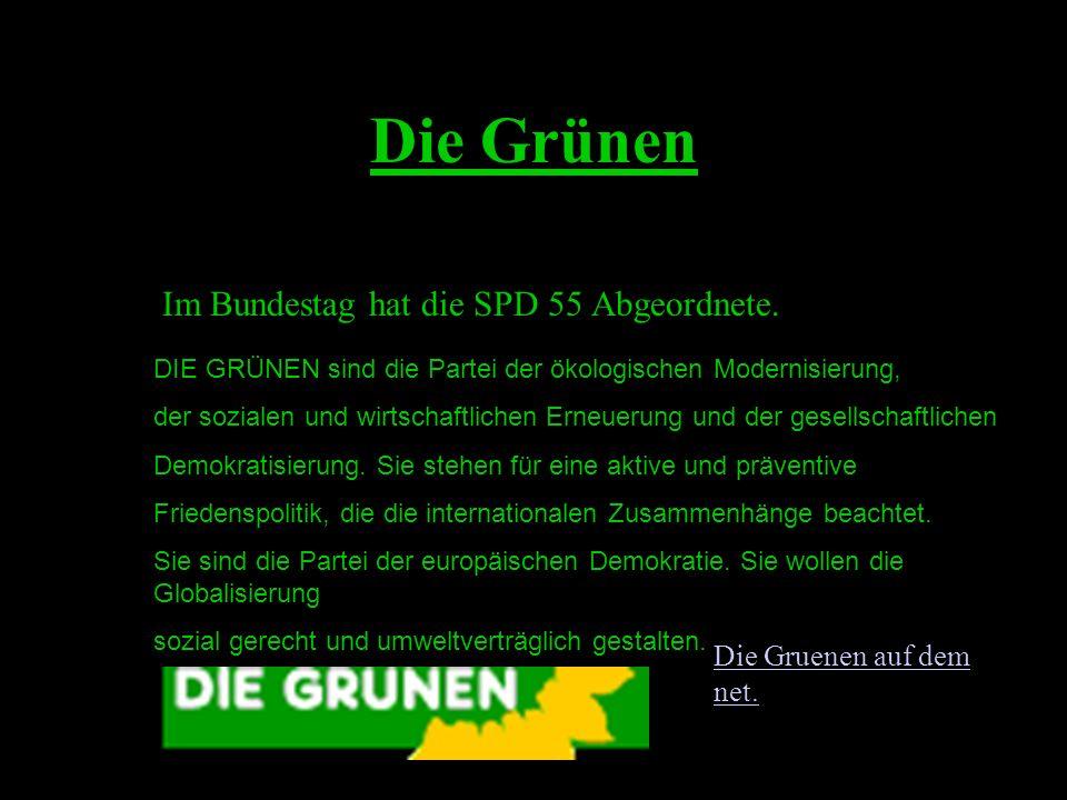 Christlich-Demokratische Union [CDU]: Dr. Angela Merkel. Der Vorsitzende der CDU Deutschlands. Dr. Edmunt Stoiber. Ministerpräside nt von Bayern. Kanz