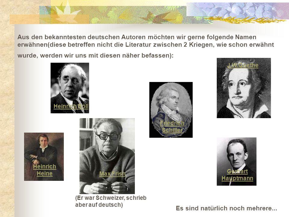 EPOCHEN Die alt-und mittelhochdeutsche Literatur (750 - 1350) Die frühneuhochdeutsche Literatur (1350 - 1600) Barock (1600 - 1720) Aufklärung (1720 -