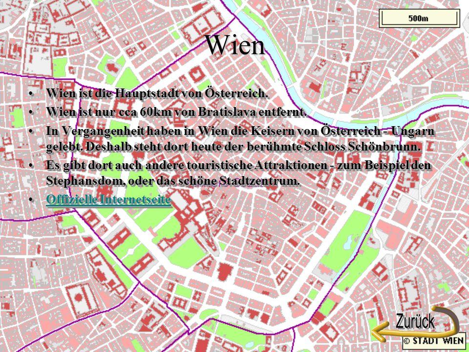 Wien Wien ist die Hauptstadt von Österreich.Wien ist die Hauptstadt von Österreich.