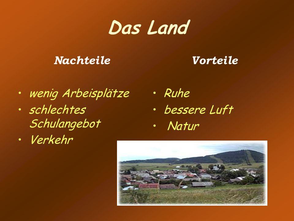 Touristisch interessante Orte und Städte Burgen, Schlösser Kurorte Höhlen