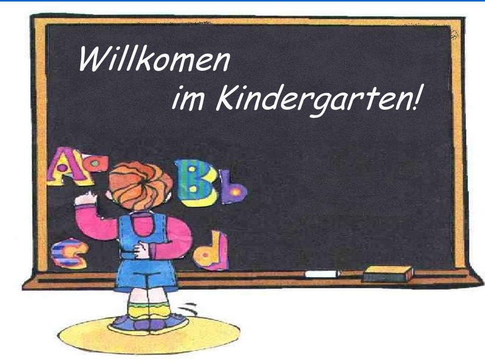 Von Anfang Willkomen im Kindergarten!