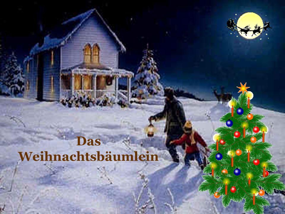 Das Weihnachtsbäumlein