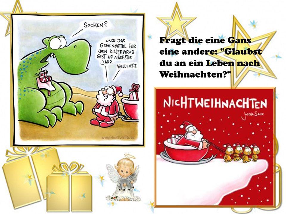 <Eine Weihnachtskarte>