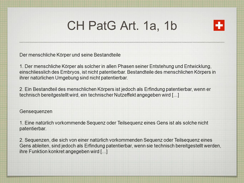 Der Ansatz des CH PatG ABCABC DEFDEF GEN ABGELEITETE SEQUENZ PROTEINE VERWENDUNGEN