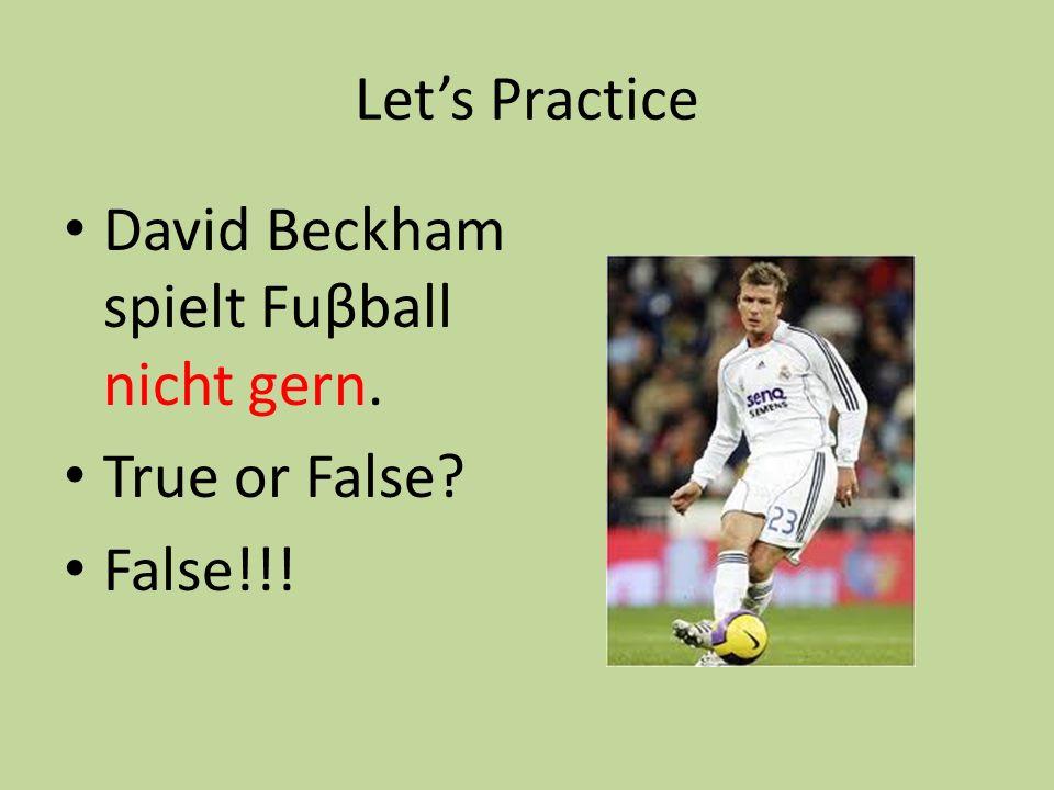Beethoven spielt Klavier (panio) gern. True or False? True!!!