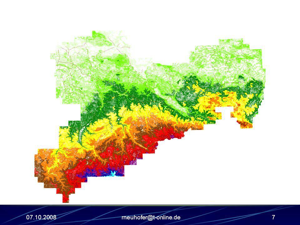 07.10.2008rneuhofer@t-online.de8 Emissionskataster Oberösterreich Emissionskataster - Oö.