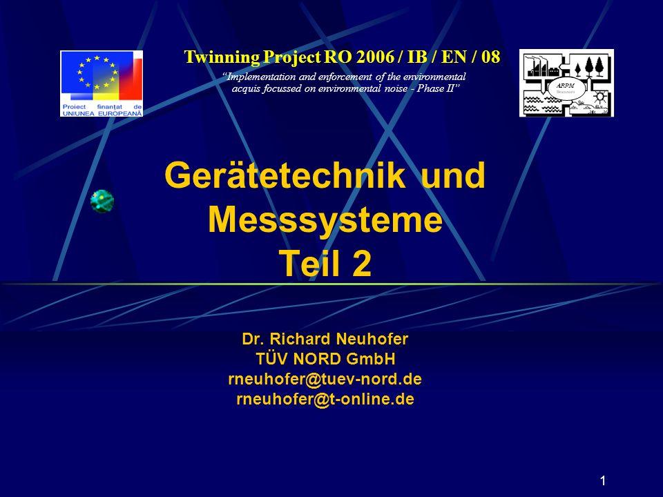 30.09.2008rneuhofer@t-online.de12 NOISYmonitor E-Mails / SMS: E-Mail-Provider-Einstellungen: Unterschiedliche Weiterleitung, je nach Ereignisart über Filterregeln E-Mail-Weiterleitung auf Handys als SMS-Meldungen Pager- Benachrichtigung bei eingegangenen E-Mails Steuerung über SMS: Einsatz von GSM Fernwirkmodulen Über den SMS-Text können gezielt Relais geschalten und somit Alarmgerätschaften aktiviert werden.