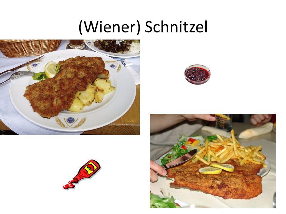 (Wiener) Schnitzel