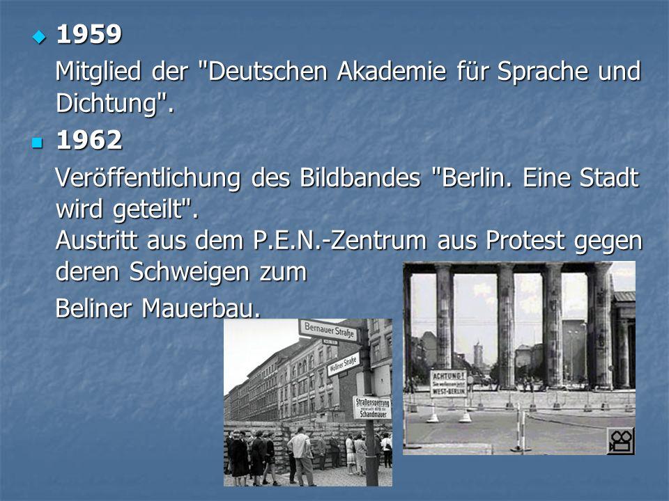 1959 1959 Mitglied der