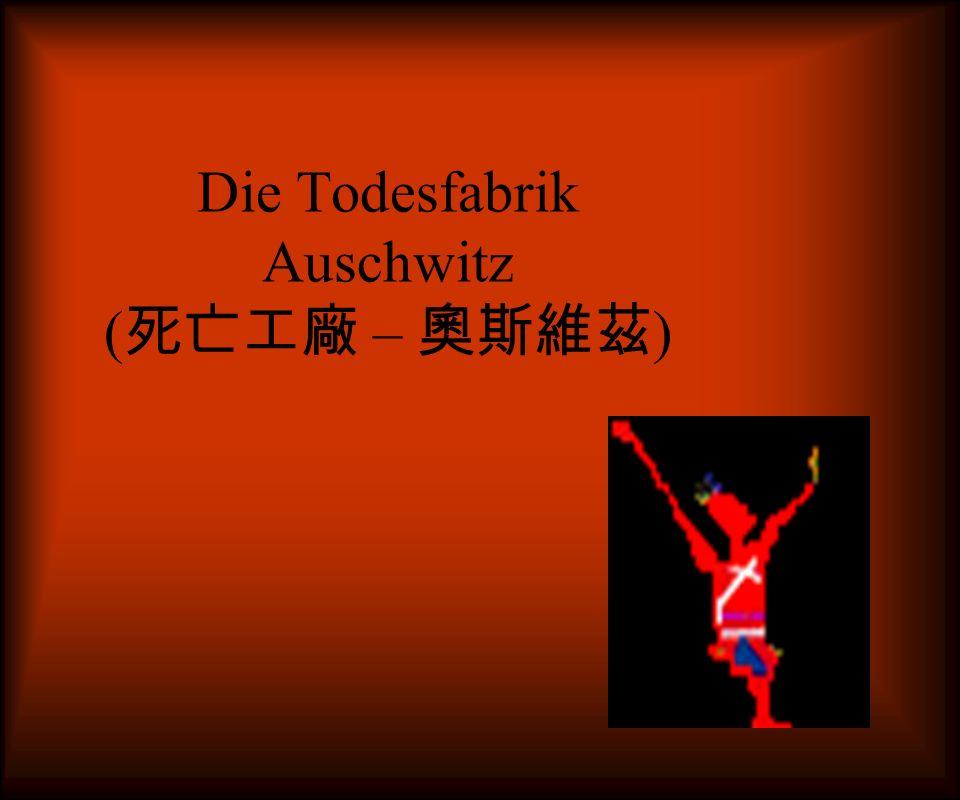 Die Todesfabrik Auschwitz ( – )