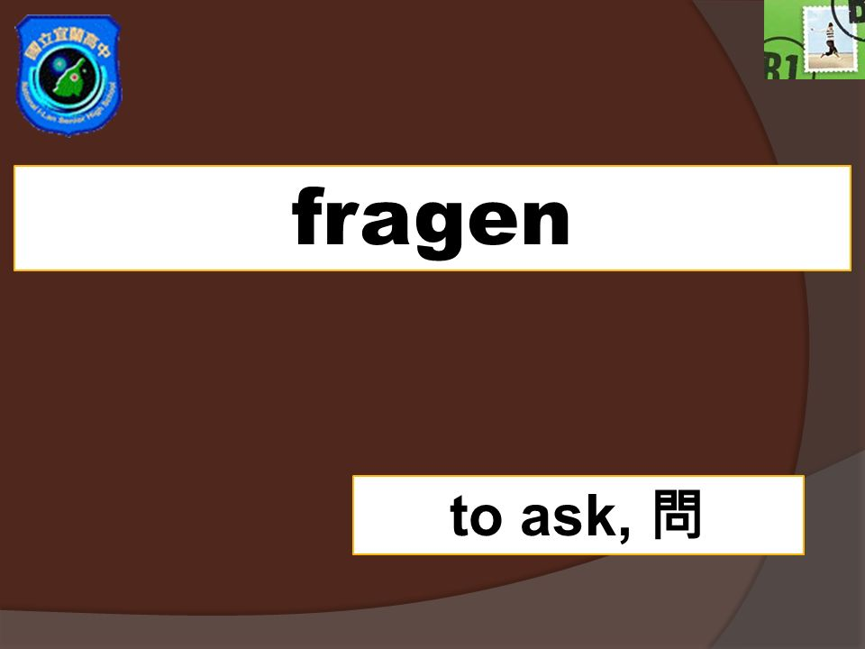 fragen to ask,