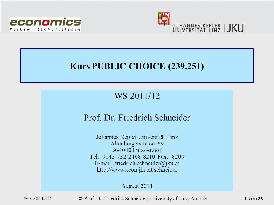 WS 2011/12© Prof. Dr.