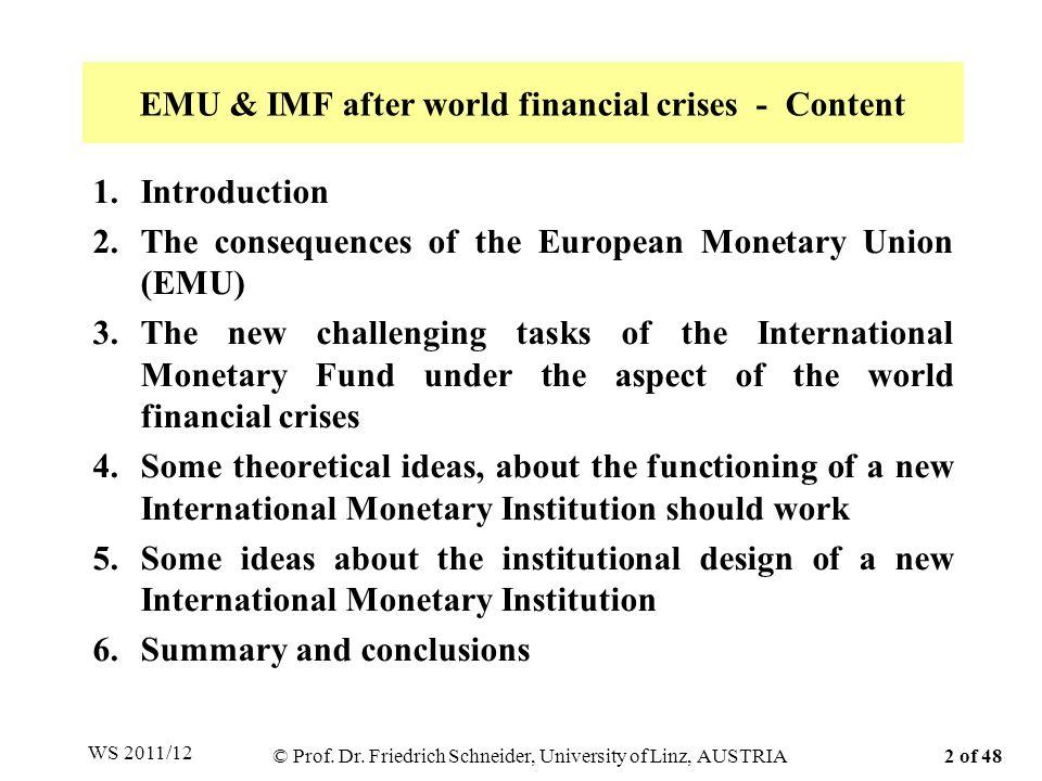 33 von 48 Tabelle A.2: Die Finanzhilfen für Portugal, Irland und Griechenland in Milliarden Euro SCHÄTZUNG Appendix: A1 Some Facts and Figures of the EU Debt Crises