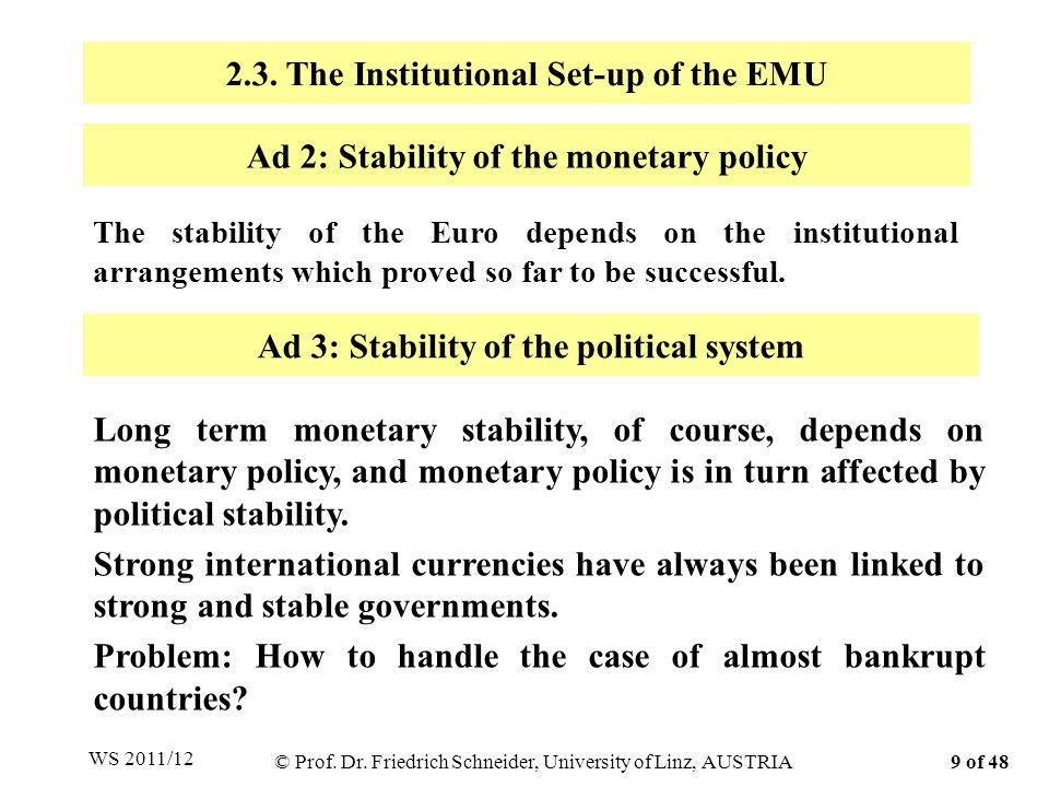 Quelle: EUROSTAT, http://epp.eurostat.ec.europa.eu, Download 11.11.2010 Oktober 2010 (Monatswert): http://www.bmsk.gv.at/cms/site/attachments/5/4/6/CH0735/CMS1288602401005/arbeitsmarkt_europa_201010.pdf Figur A.6: Arbeitslosenquote, Irland 2000 –2010 30 von 48 Appendix: A1 Some Facts and Figures of the EU Debt Crises